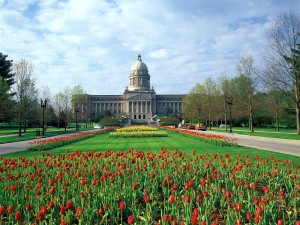 Kentucky State Capitol Building_ Frankfort_ Kentucky